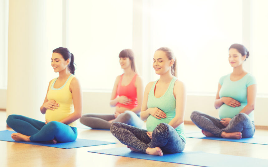 How Yoga Can Help With Labor